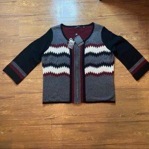 Cyrus Cardigan Sweater Size XL NWT